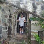 fort, Walter in the brig