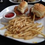 Crispy Chicken Sliders
