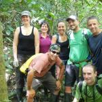 Excursões com caminhada e acampamento