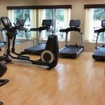 24-Hour Stay Fit® Fitness Center with Life Fitness® Cardio Equipment