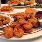 Over the Top Seafood Platter