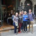 Necla with our little tour group