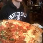 Fresh Homemade Pizza!