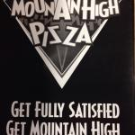 Mountain High Pizza