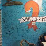 Savage Shrimp Foto