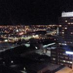 Abendblick von der Skybar