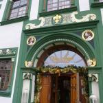 Haus zur Hohen Lilie am Domplatz