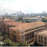 View from Galadari hotel