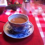 petit déjeuner appétissant et excellent café !
