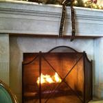 Crackling - not real though but a good gas fire effect