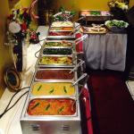 Veggie buffet