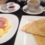Breakfast !! Delicious !!