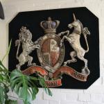 Police insignia ( Reception)