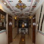 corridor on the 1st floor