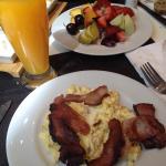 la colazione...