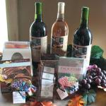 We feature locally made foods and gifts at Famous Fossil