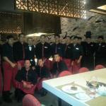 Himitsu Staff with El Capitan Jorge Godinez