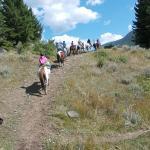 Foto de Hawley Mountain Guest Ranch