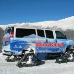 "Mt. Washington SnowCoach at ""Top of the Tour"""