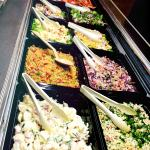 New selection of Salads