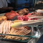 Juicy selection of Roasts