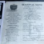 Braai menu 2