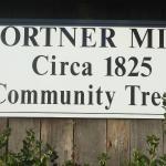 Cortner Mill Sign