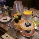 kinto sushi NEU auswaelen