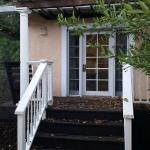 Entrance to Cottage #5
