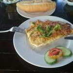 Omelett zu empfehlen!
