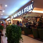Gadeno & Kopi Toast on 3rd level BCS mall batam