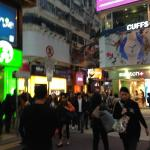 nearby shops