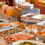 和洋バイキングの朝食は6:30より