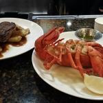 Lobster & Steak night!