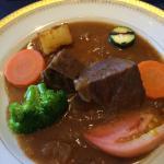 牛肉の煮込み