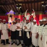 Команда поваров