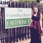 The Friendly Ghost coffee shop