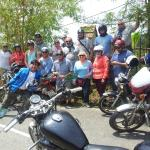 group tour self riding