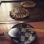 Okonomiyaki Lunch