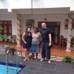 Pryia make us feel like staying at Sri Lanka family, feels like home! Must try her food, yummy c