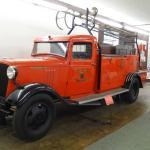 Feuerwehrauto aus Zagreb