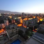 Rising Sun, Enghelab Hotel, Tehran, Oct.2014