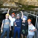 ...going underground...