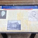 Historical plaque