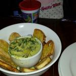Amazing spinach and artichoke dip