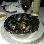 Mussels where massive and amazing
