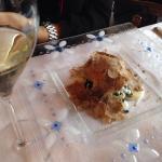 Uovo croccante con tartufo. Una squisitezza. By. Santoro