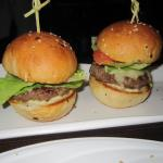 Happy Hour CROONERS' BURGER SLIDERS $5.00