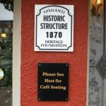 It's a historic building.