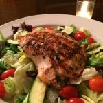 Our Grilled Salmon Salad Offers a Lighter Alternative